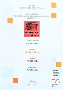 Ocenění MOBITEX 2019/03