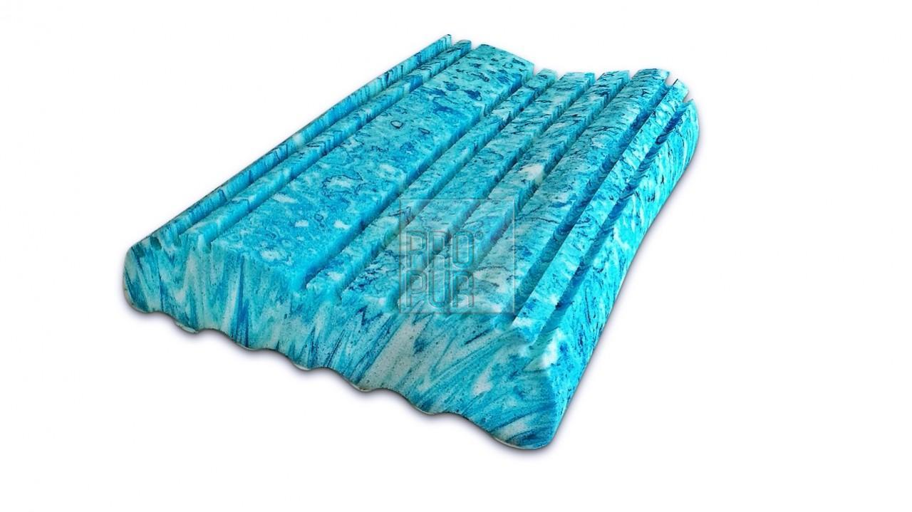 anatomický polštář Visco ICE GEL