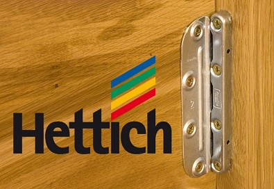 Použité postelové kování Hettich