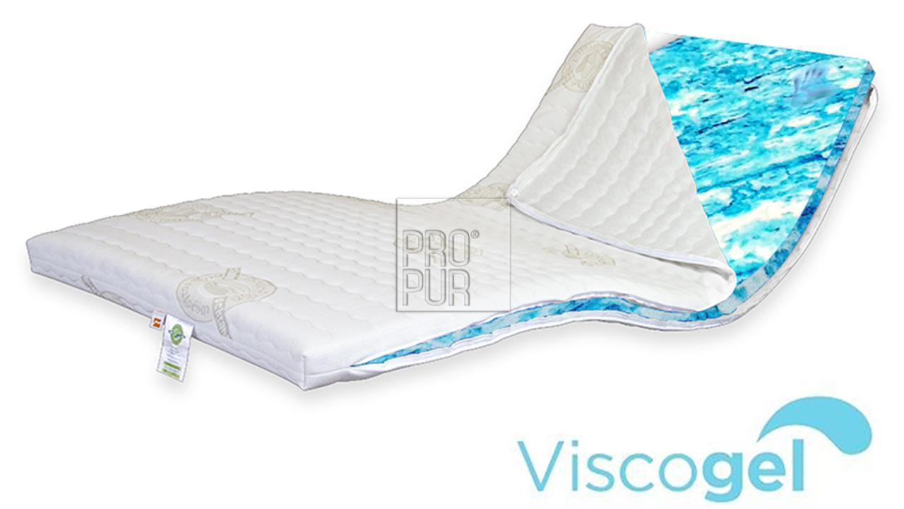 Přistýlka matrace VISCO TOPPER ICE-GEL