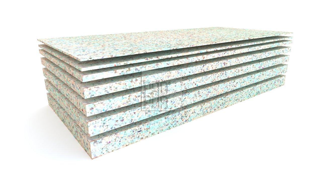ProPur Molitanová deska RE80 200x90x1 cm