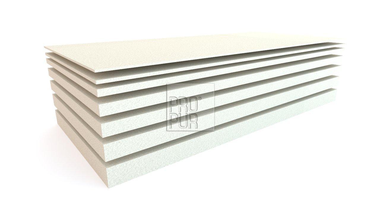 ProPur Molitanová deska PUR VP2340 200x100x1 cm