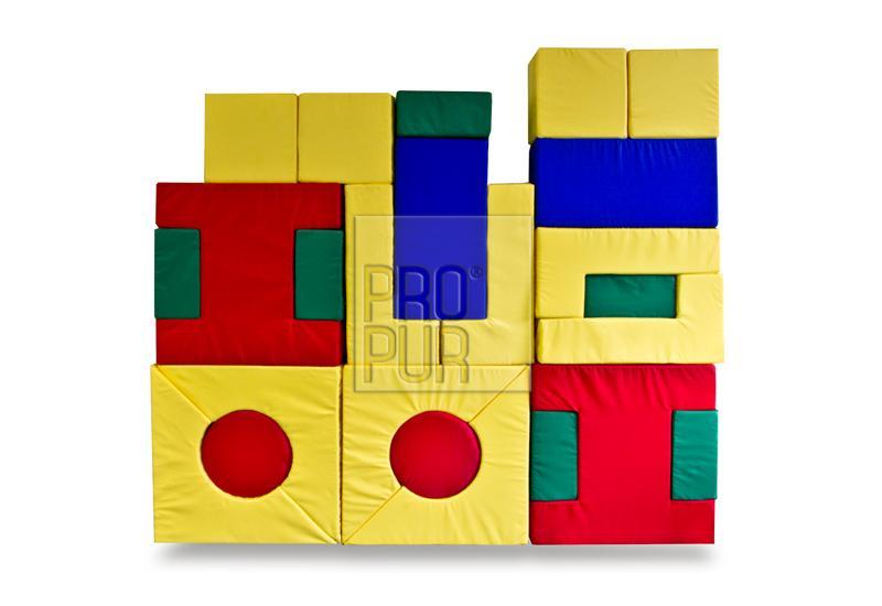 Postelia Molitanová stavebnice sada hraček 24 dílů, šíře 20 cm