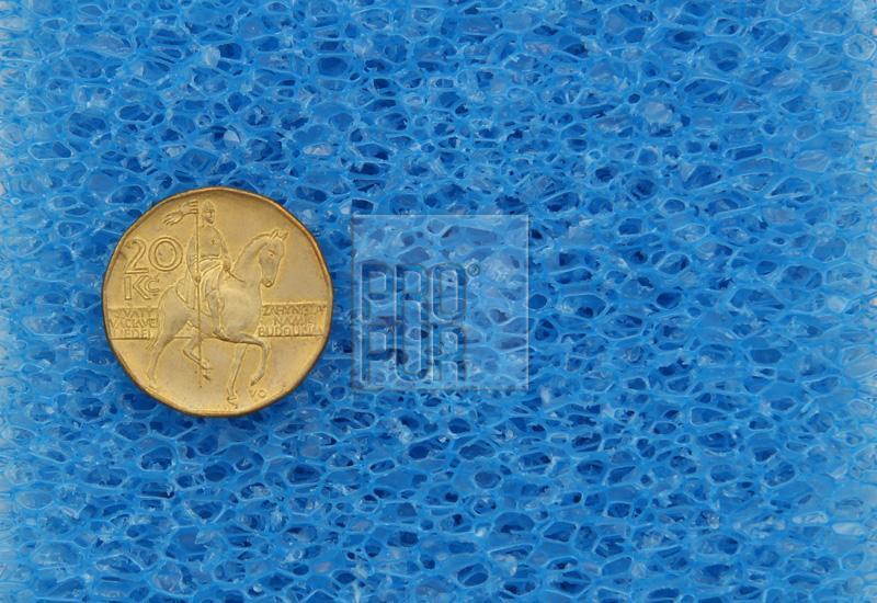 ProPur Filtrační pěna Polinazell PPI10, 200x100x2 cm