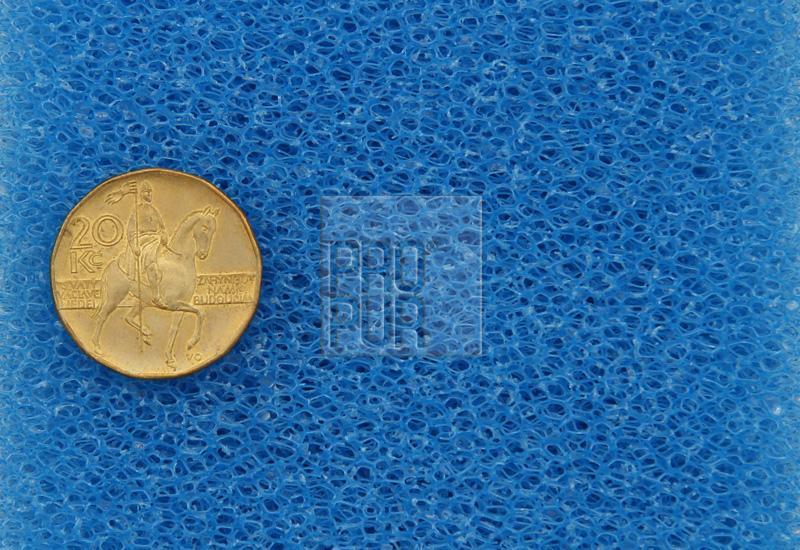 ProPur Filtrační pěna Polinazell PPI20, 200x100x2 cm