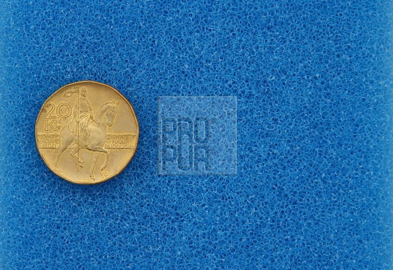 ProPur Filtrační pěna Polinazell PPI30, 200x100x1 cm
