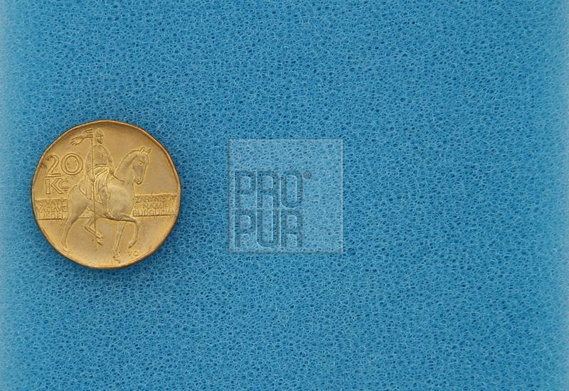 ProPur Filtrační pěna Polinazell PPI45, 200x100x1 cm