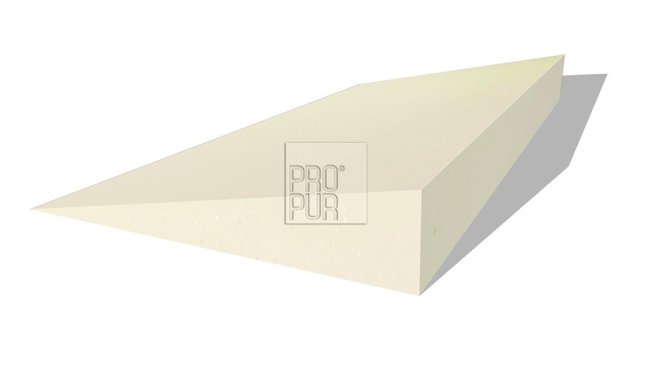 Molitanový klín 90x50x10cm