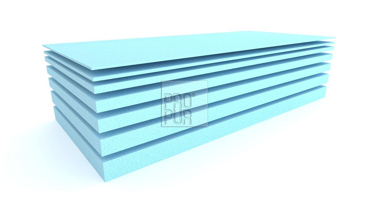 ProPur Molitanová deska PUR VP3040 200x100x1 cm